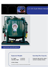 LD-240 Bulk Media Vessel Skid Brochure