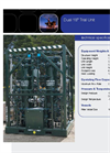 CrudeSep Dual 18` Trial Unit Max Flow Rate 3,000 bbls/day Brochure