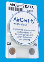 Air Certify - Model DATA - Air Certification Kit for Data Centers Provides Legal Protection