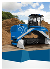BACKHUS - A 30 - Windrow Turner - Brochure