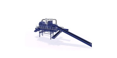 BRT HARTNER - Model BBS Series - Air Belt Separator