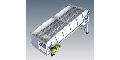 BRT HARTNER - Model BPS - Papersorter