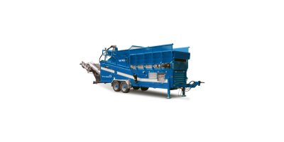 Terra Select - Model W 70 - Windsifter