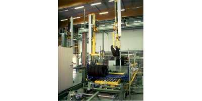 PaR - Palletizing and Depalletizing System