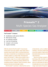 Prismatic - Model 2 - Multi- Species Gas Analyzer - Brochure