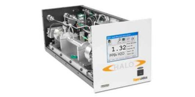 HALO - Model H2O LP - Trace Moisture Analyzer For Hydride Gases