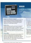 OmniSite - XR50 - Remote Alarm Monitoring Device Brochure