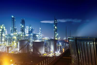Infrared temperature measurement for hydrocarbon processing (HPI) industries