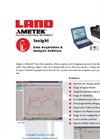 Insight - Data Acquisition & Analysis Software - Datasheet
