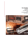 Lancom - Model 200 - Portable Acid Dewpoint Temperature Monitoring - Datasheet