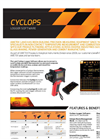 Land Cyclops - Logger Software Datasheet