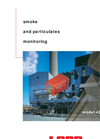 Model 4200+ Non-Compliance Opacity and Dust Monitor - Datasheet
