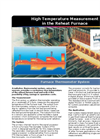 Model FTS - Furnace Thermometer System - Datasheet