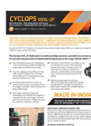 Cyclops 055L-2F Made in India Brochure