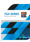 Land - Model FGA Series - Compact Multigas Continuous Emissions Monitoring Systems (CEMS) – Brochure