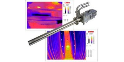 Land - Model NIR - Borescope - Temperature Profiles inside Furnaces