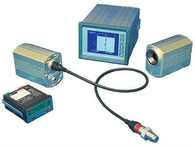 Land - Model System 4 - Highly Accurate Infrared and Fibre Optic Thermometers