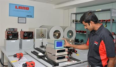 Certification and Calibration Services