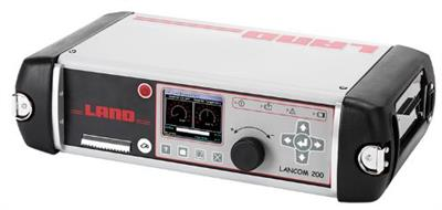 Lancom - Model 200 - Portable Acid Dewpoint Temperature Monitoring
