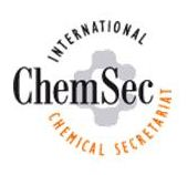The International Chemical Secretariat (ChemSec)