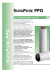 PP - SupaPore Pleated Depth Filter Cartridge Brochure