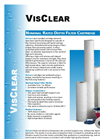 VisClear - Nominal Rated Depth Filter Cartridge Brochure