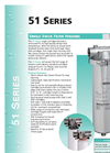 51 Series - Single Stack Filter Housing Brochure
