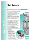 54 Series - Single Stack Filter Housing Brochure