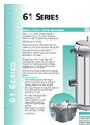 61 Series - Multi Stack Filter Housing Brochure