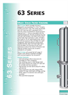 63 Series - Multi Stack Filter Housing Brochure