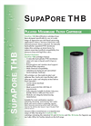 SupaPore - THB - Pleated Membrane Filter Cartridge Brochure