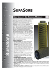 SupaSorb - High Capacity Oil Removal Modules Brochure