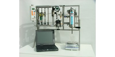 FILTRATEST - Compact and Transportable Filtration Unit