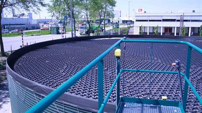 Hexagonal Pond Cover - Hexa-Cover®