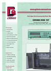 Grimm - Model EDM 107 - Hand-Held Environmental Dust Monitor - Datasheet