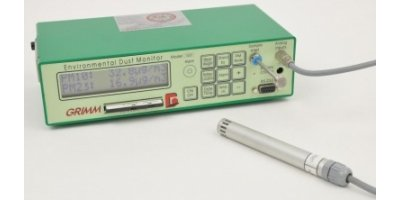 Grimm - Model EDM 107 - Hand-Held Environmental Dust Monitor