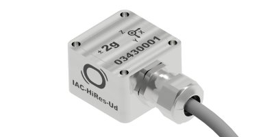 Recovib - Industrial Accelerometers