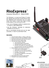 RioExpress - Model G308 - Industrial Wireless I/O Datasheet