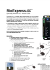 RioExpress-SC - Model G309 - Industrial Wireless I/O Datasheet