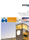 High Output  Germicidal UVC Solutions for Healthcare Facilities Brochure