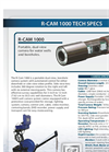 R-Cam 1000 - Portable Water Well Camera Datasheet