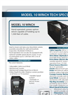 Model 10 - Cam Mini Winch Datasheet