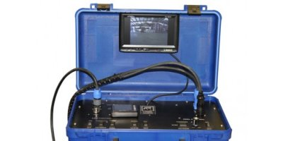 Model R-Cam Series - Portable Control Unit