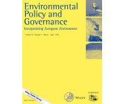 Environmental Policy and Governance