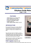 Model Z-100 - Hand Held Ethylene Oxide Meter - Brochure