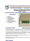Model Z-200XP - Portable Desktop Glutaraldehyde Meter - Brochure