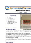Model Z-700XP - Portable Desktop Nitric Oxide Monitor - Brochure