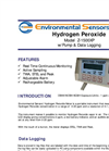Model Z-1500XP - Hydrogen Peroxide Meter - Brochure