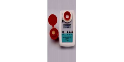 Model Z-200 - Hand Held Glutaraldehyde Monitor Meter