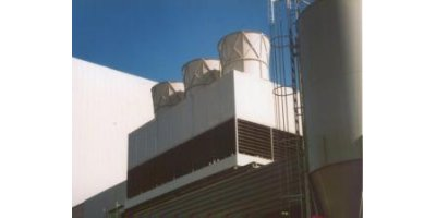 Wcn - Counter Flow Induced Draft Modular Cooling Tower